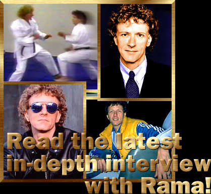 Read the latest in-depth interview with Rama!
